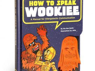 Star Wars How to Speak Wookiee