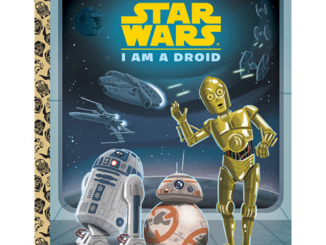 Star Wars I Am a Droid Little Golden Book