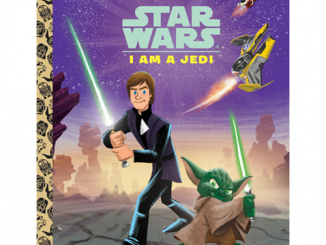 Star Wars I Am a Jedi Little Golden Book