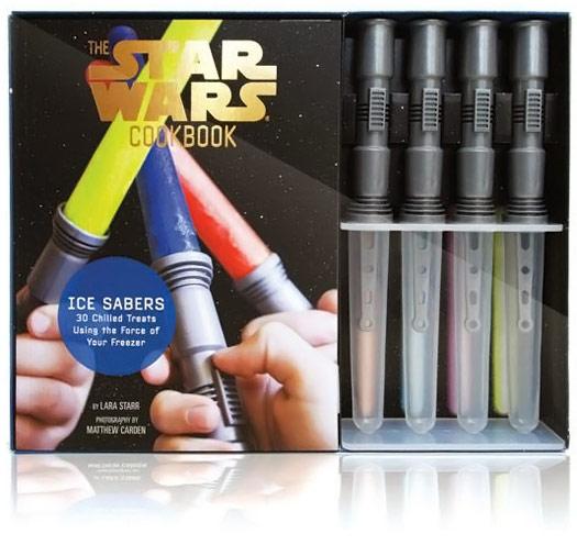 Star Wars Ice Sabers Cookbook