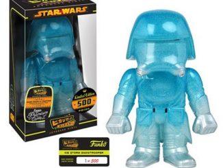 Star Wars Ice Storm First Order Snowtrooper Hikari Sofubi Vinyl Figure