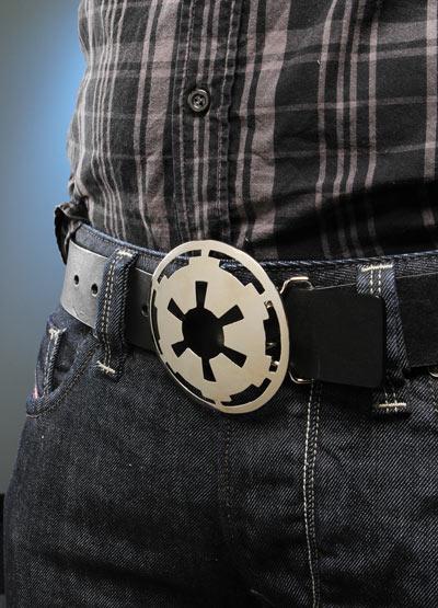 Star Wars Imperial Belt Buckle