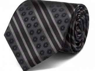 Star Wars Imperial Black Stripe Tie