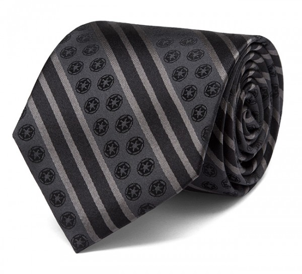 Star Wars Imperial Black Stripe Tie