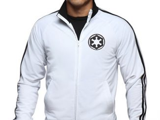 Star Wars Imperial Logo Track Jacket