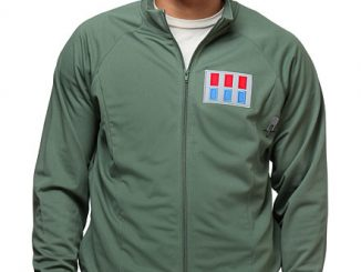 Star Wars Imperial Officer Track Jacket
