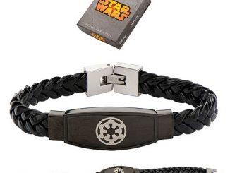 Star Wars Imperial Symbol Bracelet