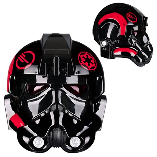 Star Wars Inferno Squad Commander Helmet Prop Replica