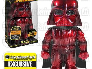 Star Wars Infrared Darth Vader Premium Hikari Figure