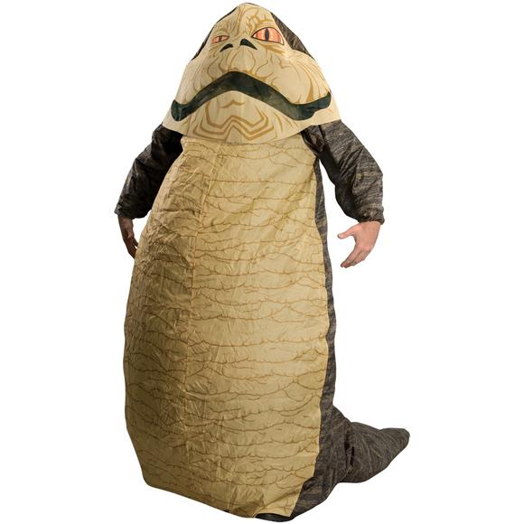 Star Wars Jabba The Hut Deluxe Inflatable Adult Costume