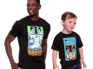 Star Wars Jango/Boba Fett Best Dad/Clone T-Shirts