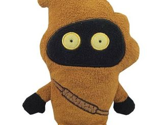 Star Wars Jawa Footzeez Plush