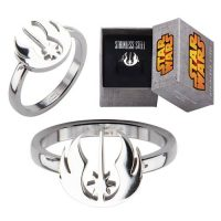 Star Wars Jedi Symbol Cut Out Ring