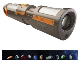 Star Wars Jedi Telescope and Image Viewer