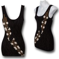 Star Wars Juniors Chewbacca Costume Tank Top