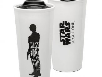 Star Wars Jyn Erso Ceramic Travel Mug