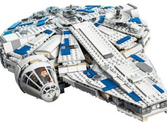 Star Wars Kessel Run Millennium Falcon LEGO 75212
