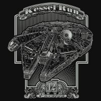Star Wars Kessel Run Shirt