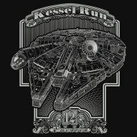 Star Wars Kessel Run Shirt