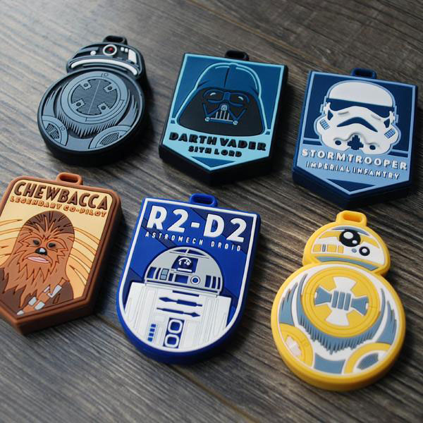 Star Wars Key Finders