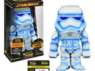Star Wars Kiln First Order Stormtrooper Hikari Sofubi Vinyl Figure