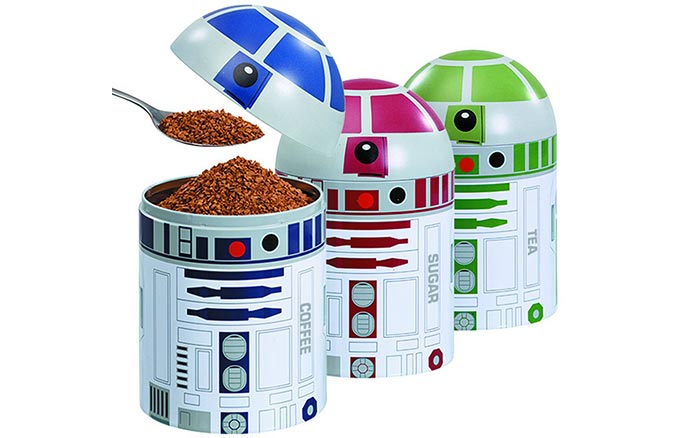 Star Wars Kitchen Storage Set