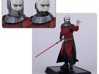Star Wars Knights of the Old Republic Darth Malak Statue
