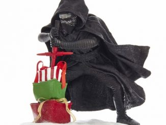 Star Wars Kylo Ren 7 1 2-Inch Holiday Statue