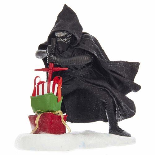 Star Wars Kylo Ren 7 1 2-Inch Holiday Statue