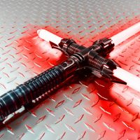 Star Wars Kylo Ren Lightsaber