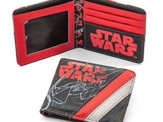 Star Wars Kylo Silencer Wallet