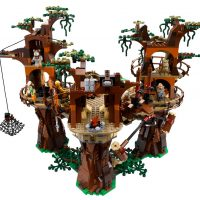 Star Wars LEGO Ewok Village