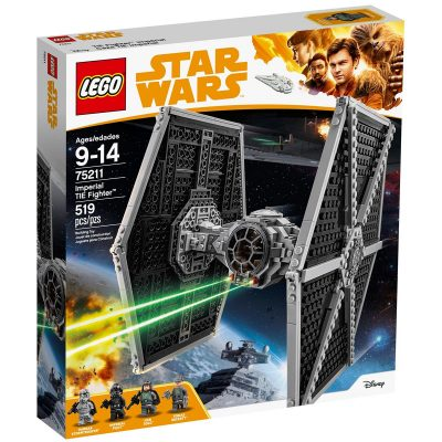 Star Wars LEGO Imperial TIE Fighter 75211