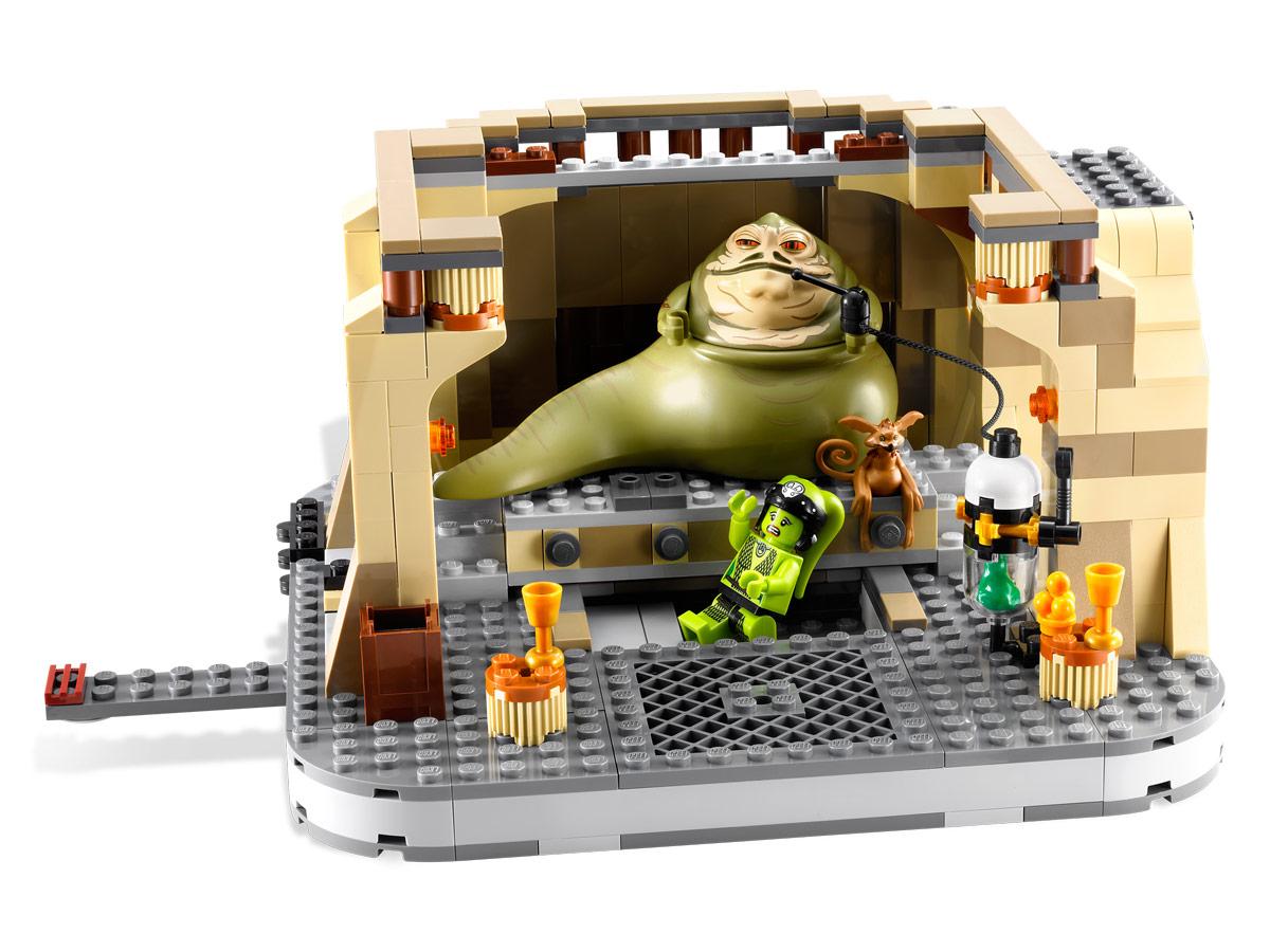 lego star wars jabba s palace. Black Bedroom Furniture Sets. Home Design Ideas