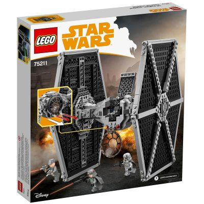Star Wars LEGO TIE Fighter 75211