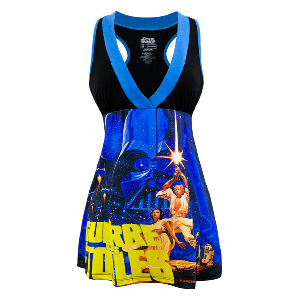 Star Wars La Guerre Des Etoiles Dress