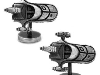 Star Wars Land Speeder 3-D Cufflinks