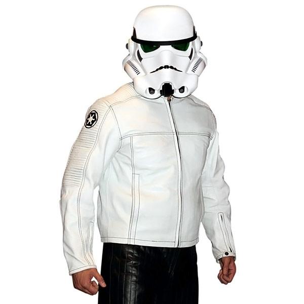 Star Wars Leather Stormtrooper Jacket