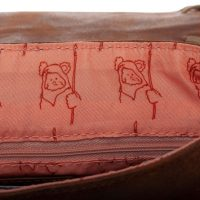Star Wars Leia Endor Purse Ewok Trim