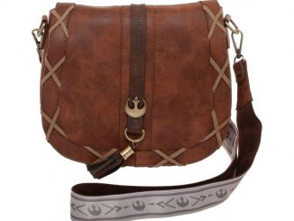 Star Wars Leia Endor Saddlebag Purse