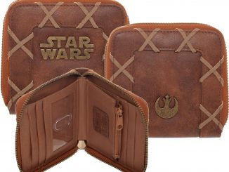 Star Wars Leia Endor Wallet