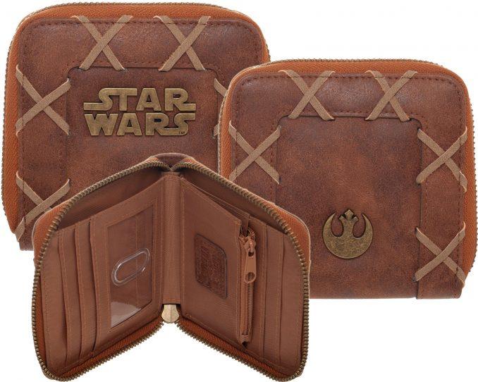 Star Wars Leia Endor Wallet