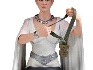 Star Wars Leia Hero of Yavin Mini-Bust