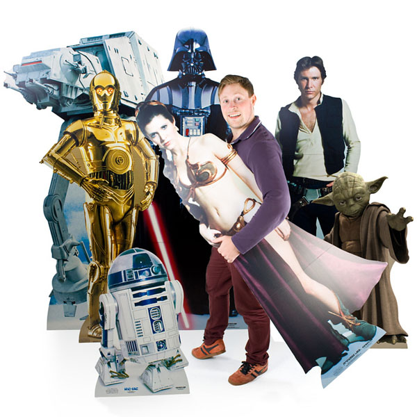 Star Wars Life-size Cut-Outs