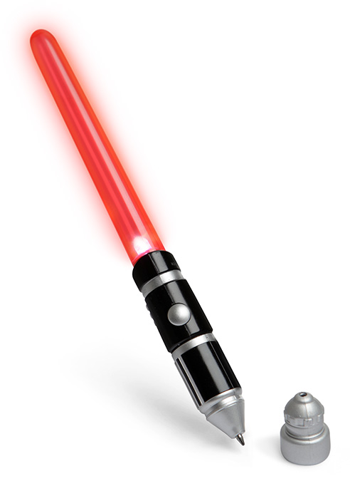 Star Wars Light-Up Lightsaber Pens
