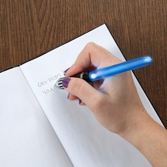 Star Wars Light-Up Lightsaber Pens