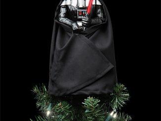 Star Wars Lighted Darth Vader Tree Topper