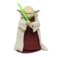 Star Wars Lighted Yoda Tree Topper