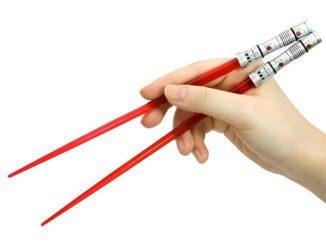 Star Wars Lightsaber Chopsticks Set7