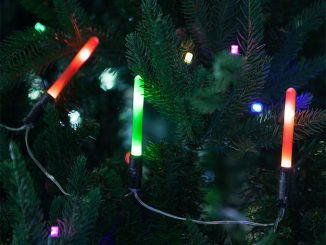 Star Wars Lightsaber Christmas Lights